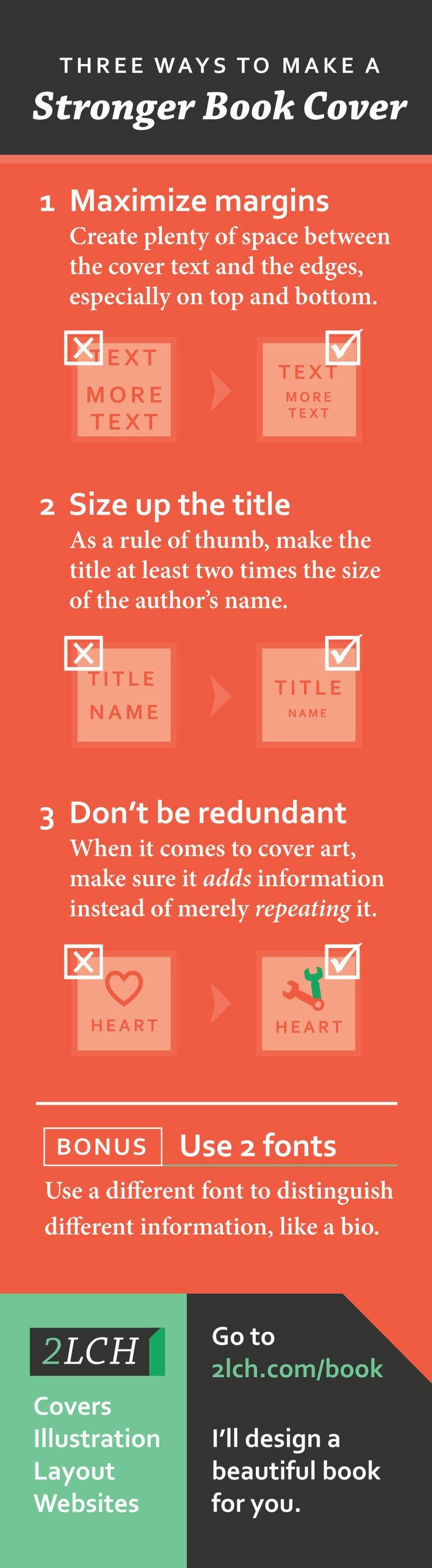 Book Cover Design Rule Of Three ~ Best book cover design tips images book covers