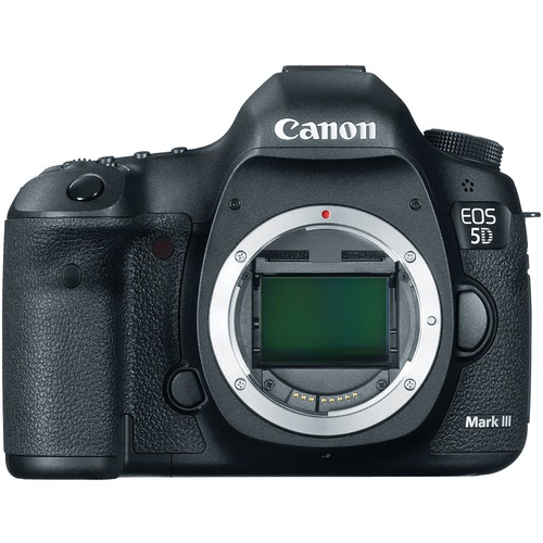 Canon EOS 5D Mark III DSLR Camera