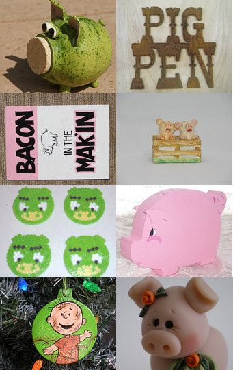 Oink oink --Pinned with TreasuryPin.com