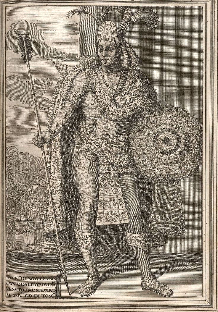 Moctezuma II was the ninth tlatoani or ruler of Tenochtitlan, reigning from 1502 to 1520.