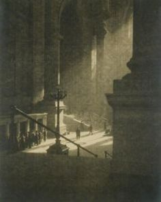 "Currier Collections Online - ""Penn Station"" by Drahomir Josef Ruzicka"