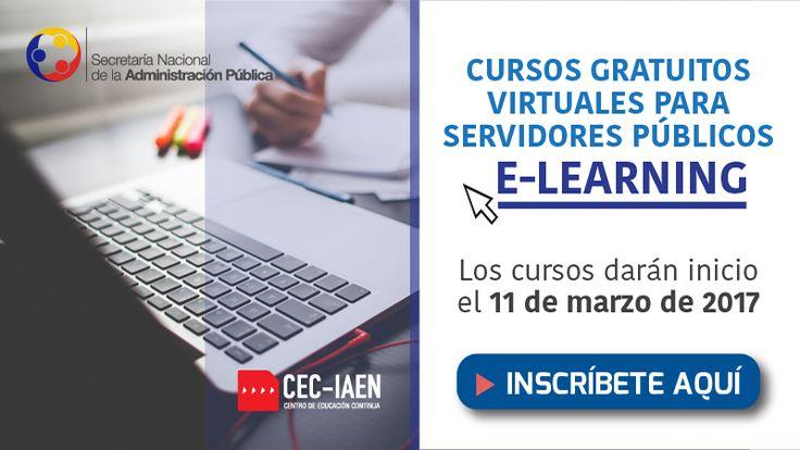 SNAP convoca a servidores públicos a participar de 10 cursos virtuales gratuitos – Secretaría Nacional de la Administración Pública
