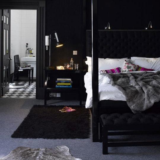 black room dream house black bedrooms black wall bedroom ideas