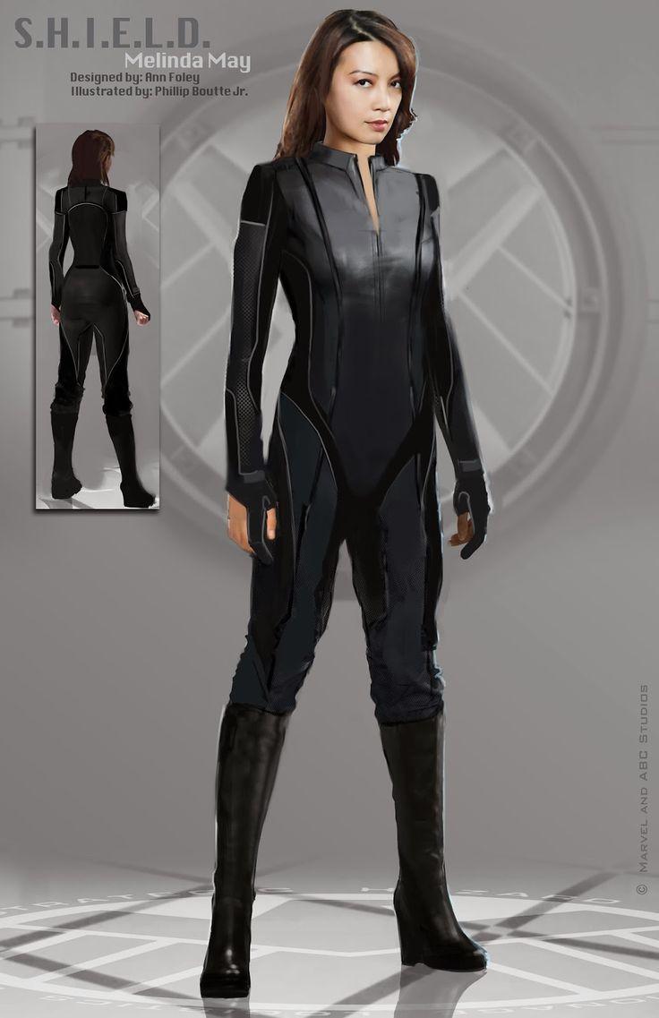 Exclusive: Interview with MARVEL'S: AGENTS OF S.H.I.E.L.D. Concept Artist Phillip Boutte Jr. « Film Sketchr