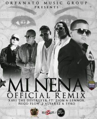 NEW - MP3'S - VIDEOS: Mi Nena - Xavi Remix