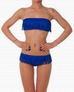 Mare profumo di mare....  Moda Mare 2014: Bikini e costumi da bagno su   www.looklikeamodel.it   Bikini blu con frange @4givenessbeach    #llam #looklikeamodel #fashionblogger #fashion #modamare #bikini #costumi #instamood #instagood #like4like #followme #blogger #blog #love #estate2014 #4givenessbeach #beach