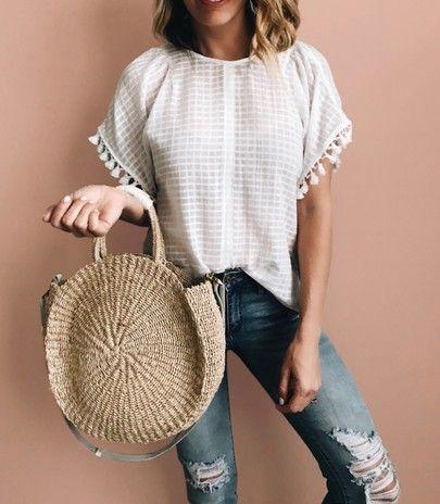 Pin von Jana Todo auf Style | Style, Fashion und White tops