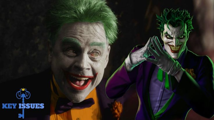 Is Mark Hamill Playing the Joker on the Flash?