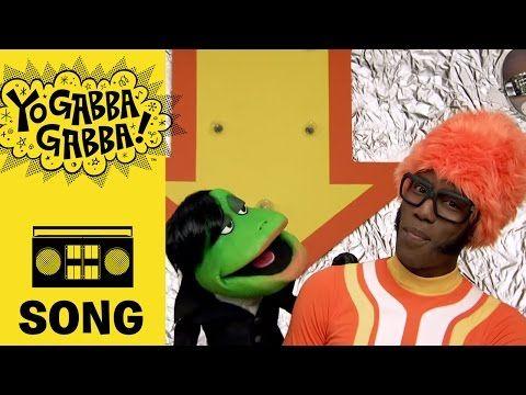 Ask Before You Pick It Up - Yo Gabba Gabba! - YouTube