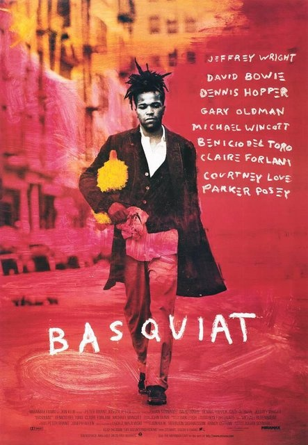 Basquiat. Julian Schnabel. One of my favourite films. KA