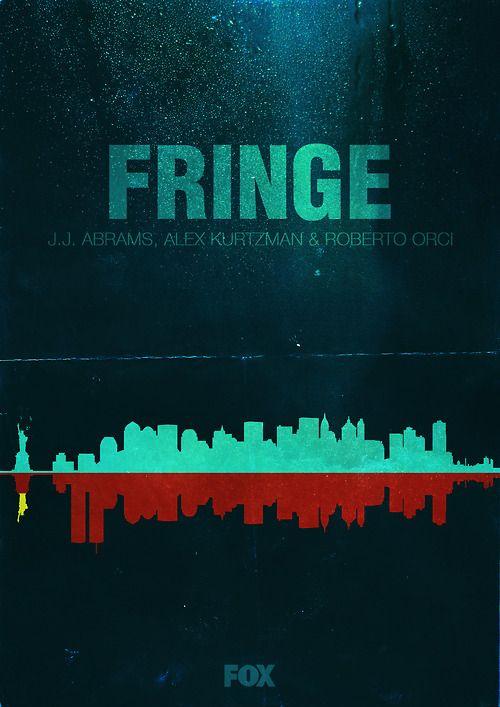 Fringe by Sam Sayer