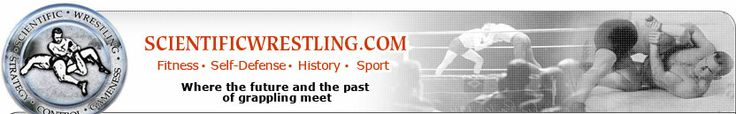 Carl Gotch Bible - AUTHENTIC Catch Wrestling - Welcome to ScientificWrestling.com, the best in Submission Grappling!