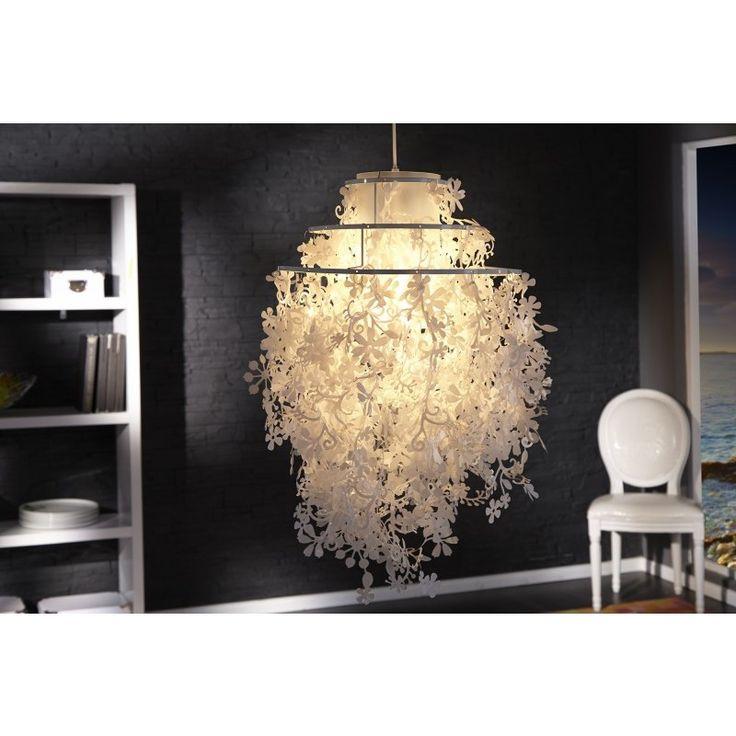 Moderne hanglamp Primavera wit - 4163