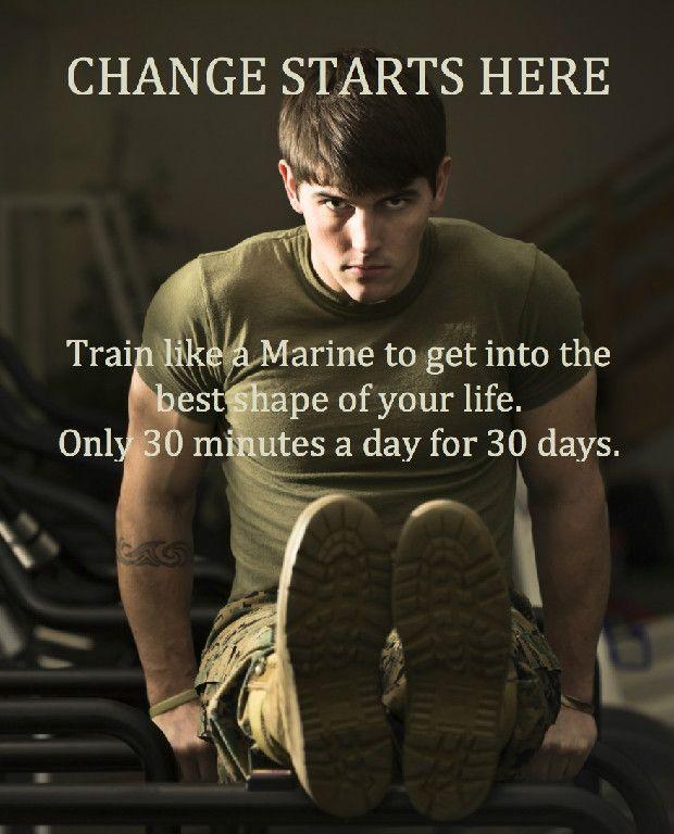 Marine Boot Camp Program