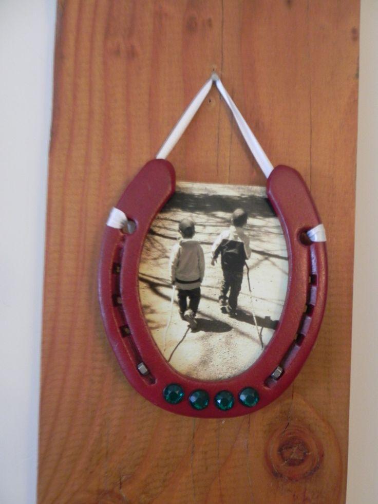 Unique Horse Shoe Picture Frame Collection - Ideas de Marcos ...