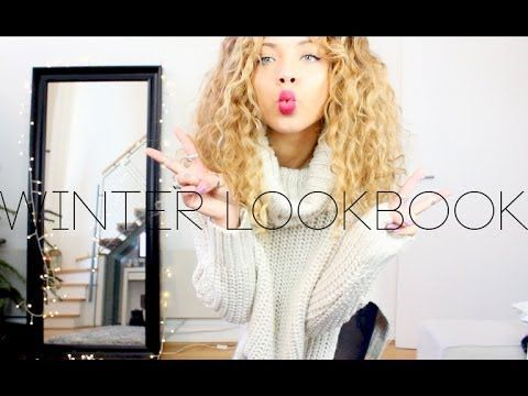 WINTER LOOKBOOK | Beautycrush // Sam is one of my favorite YouTubers. I've been watching her for ages! Her style is completely fabulous and effortless.