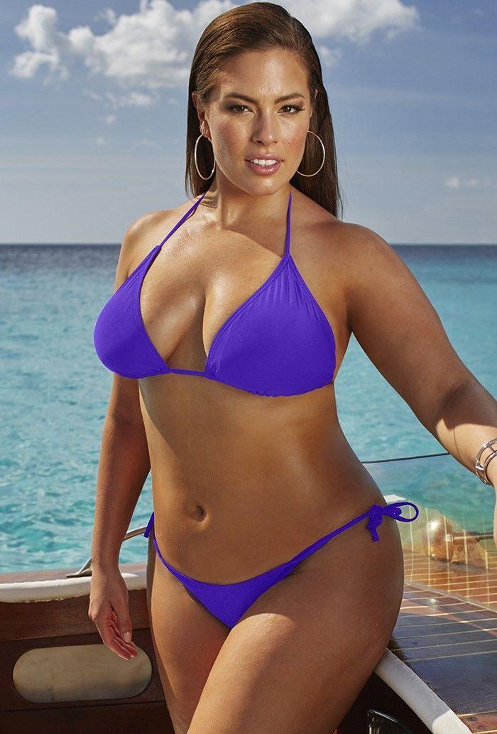 7ae9c4eb51 12 Incredibly Hot Women Who Are Plus Size Models | hot bikini ...
