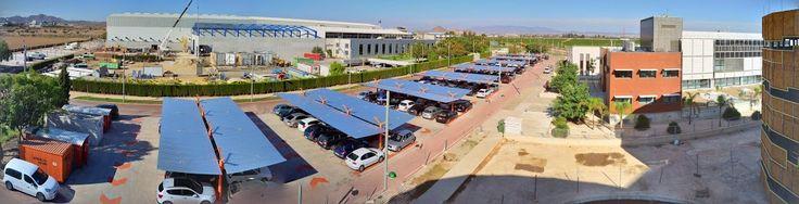 parque tecnológico de Fuente Alamo de Murcia