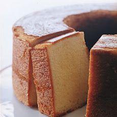 Elvis Presley's Favorite Pound Cake Recipe