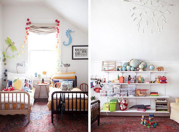 Shared Kids' Room