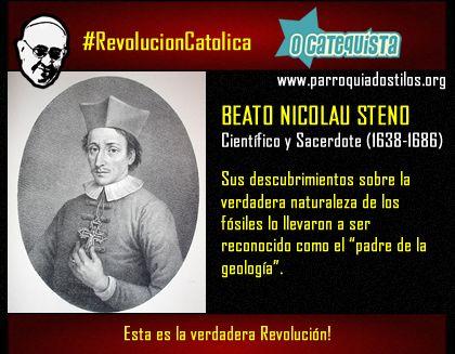 Nicolás Steno #RevolucionCatolica