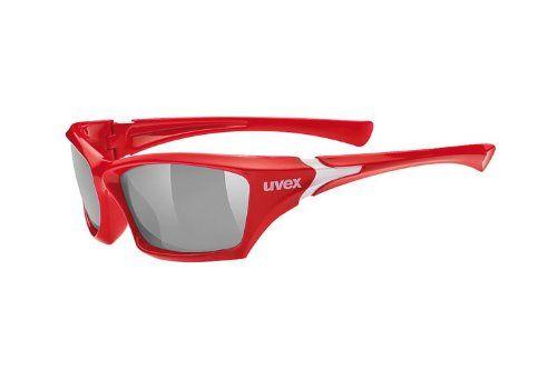 UVEX SGL 501 Red Childrens Sunglasses