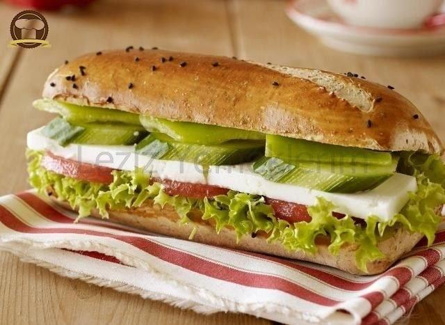 Kolay Soğuk Sandviç Tarifi
