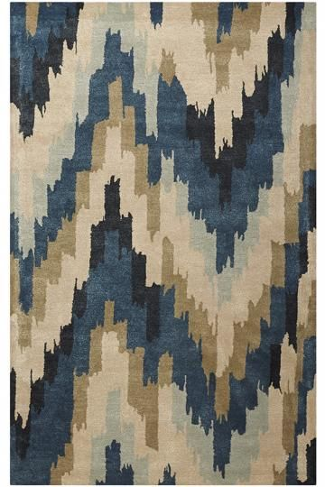 Torino Area Rug - Hand-tufted Rugs - Wool Blend Rugs - Blended Rugs - Modern Rugs | HomeDecorators.com
