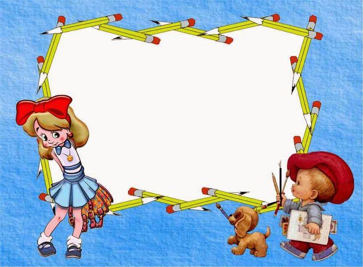 Pin by yaya on lyer | Photo frames for kids, School days ...