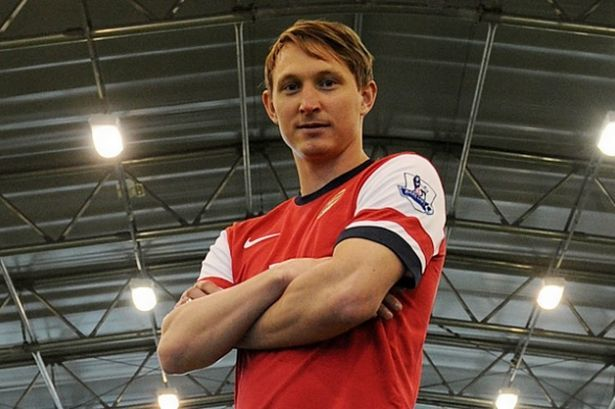 Arsenal news: Kim Kallstrom vows to repay supporters after 'bewildering' January transfer - Mirror Online
