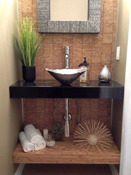Picture of Half Bathroom Remodelation