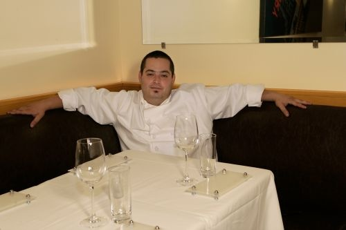 Chef Eric Greenspan - the Foundry on Melrose.. and Iron Chef winner