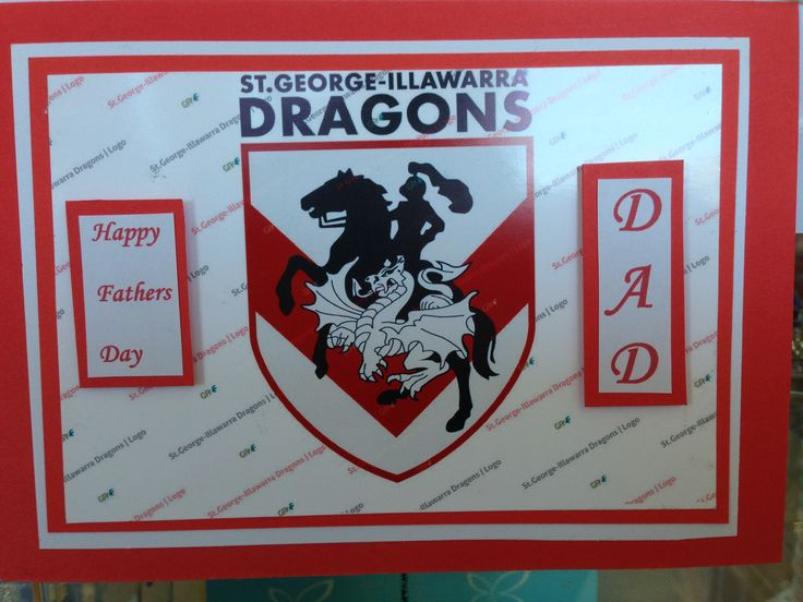 Fathers Day Dragons