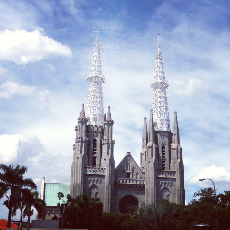Gereja Katedral, Jakarta 2013