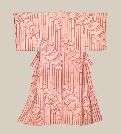 Shibori Kimono, Taisho era (1912-1926). The Kimono Gallery