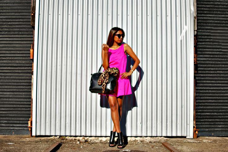 pretty in pink: www.trash2treasured.com
