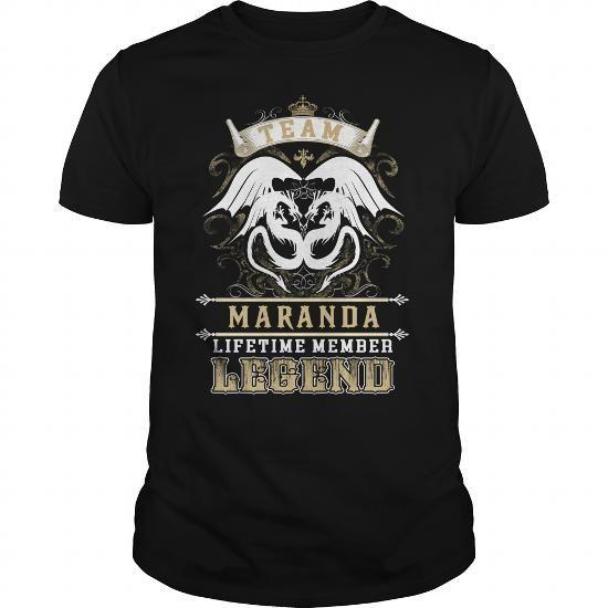 I Love  MARANDA, MARANDA T Shirt, MARANDA Tee T shirts