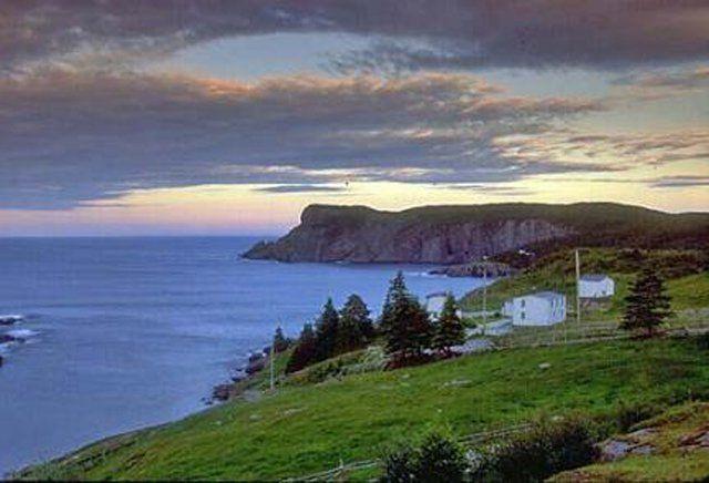 Isla de Cabo Bretón en Nueva Escocia Canadá nuevo lugar para vivir?