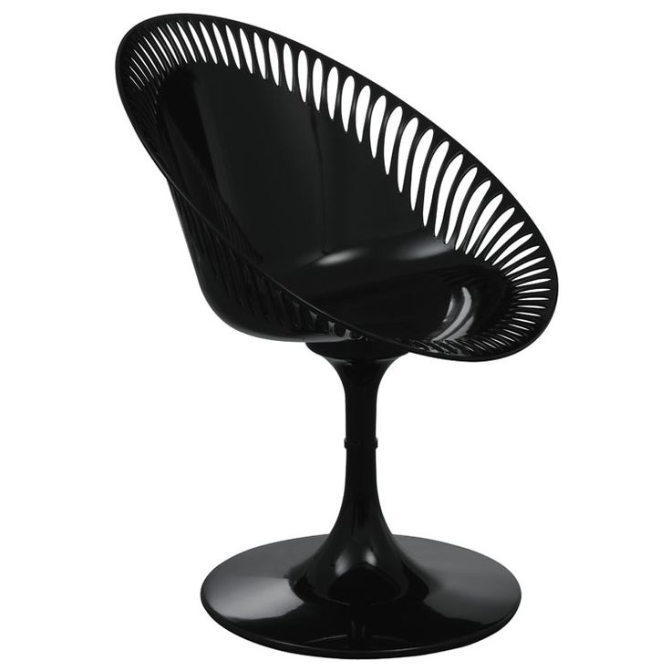 Satellite Chair Black