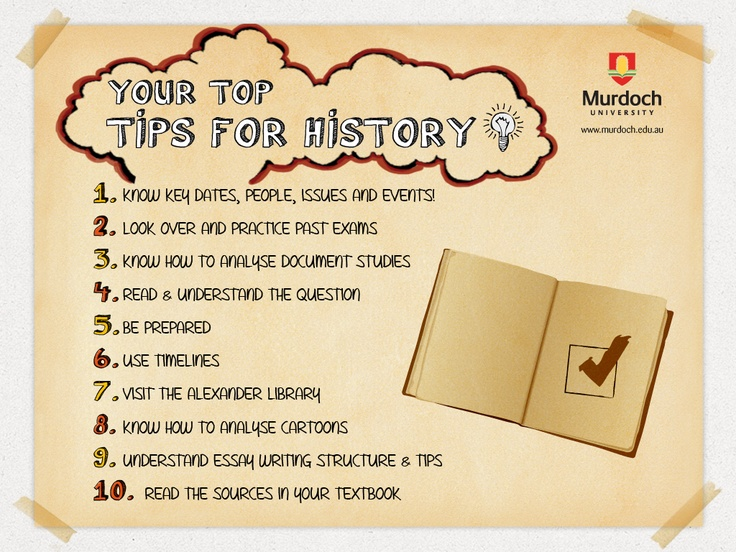 How To Study History: Top Tips to Study History - GoConqr