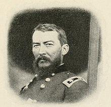 Union Cavalry General Philip Sheridan