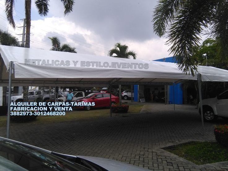 CARPA DE 6X12MTS