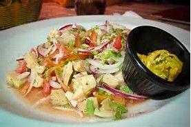 Belize Shrimp or Belizean Conch Ceviche - Bing Images