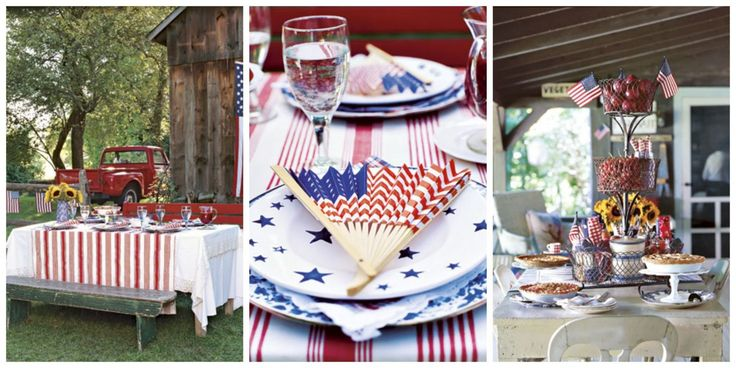 14 Ideas for Throwing a Laid-Back Fourth of July Picnic Party  - CountryLiving.com