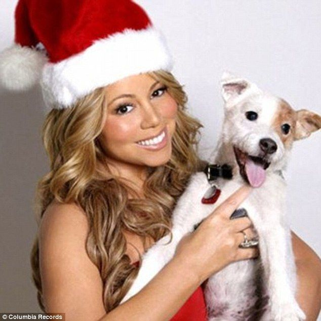 Season's sadness:Mariah Carey is known for her love of the holidays and her seasonal albums but with her broken engagement still looming large, seems her Christmas spirit has been dampened slightly
