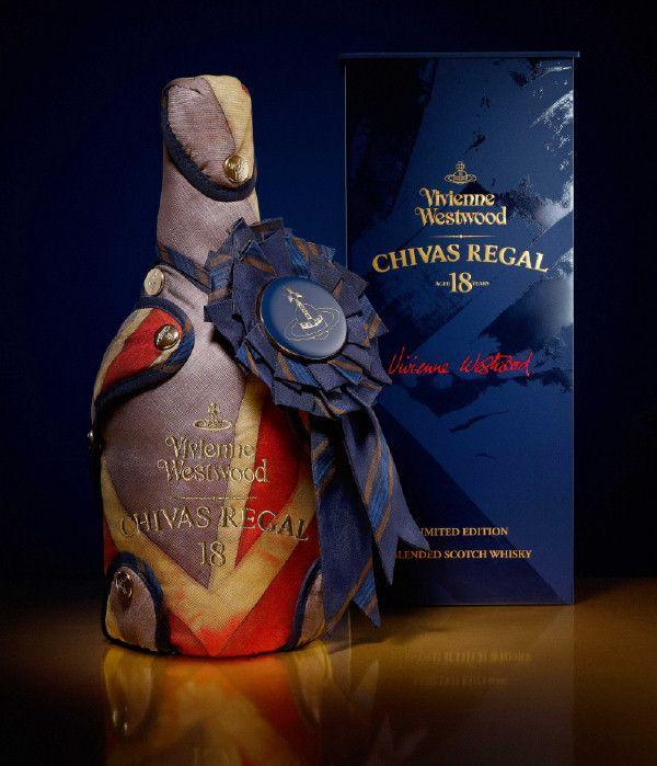 T - Copos - Whisky - Chivas Regal 18, de Vivienne Westwood 1 - Design