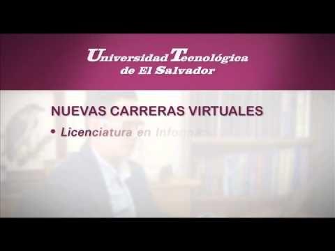 Nuevas Carreras Virtuales Utec