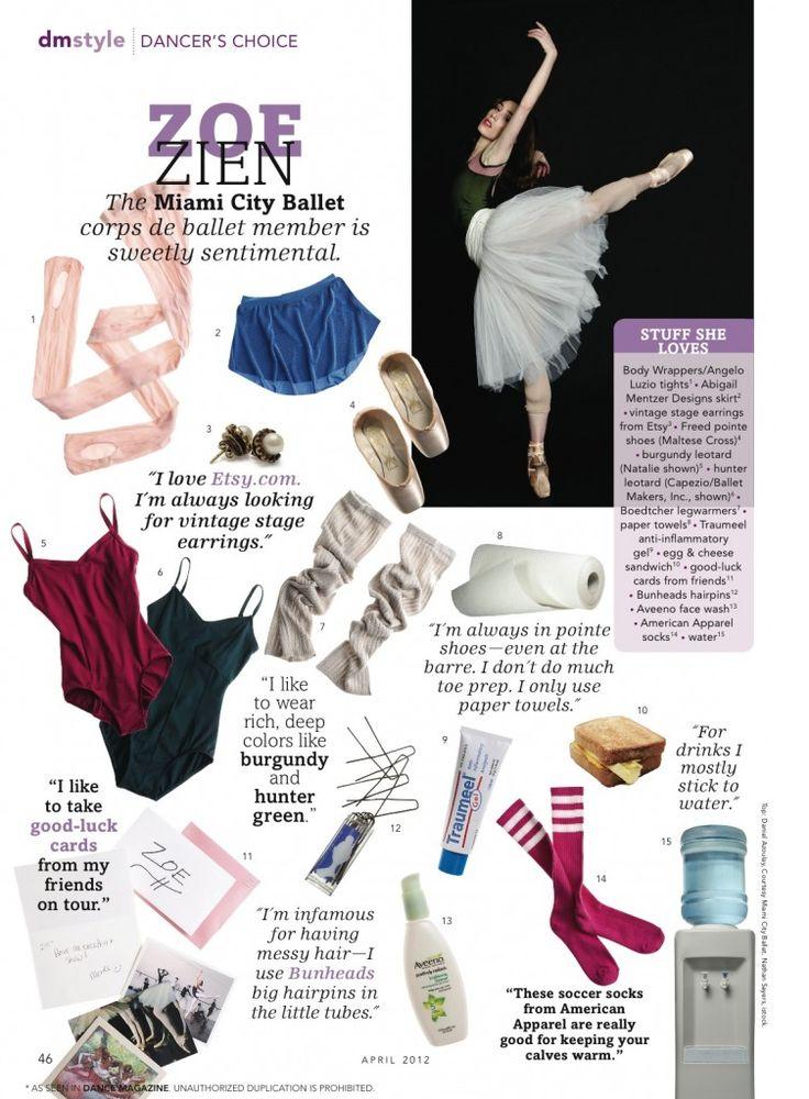 Zoe Zien of Miami City Ballet.  http://www.miamicityballet.org/