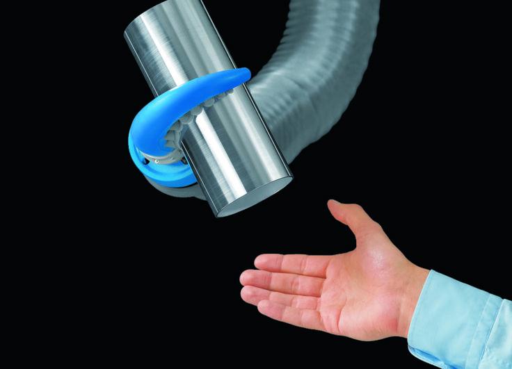 OctopusGripper, le bras robotique multi-tâches inspiré d'un tentacule de pieuvre