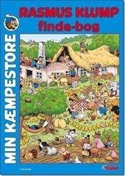 Rasmus Klump finde-pege-bog 199,95 kr på Saxo.dk